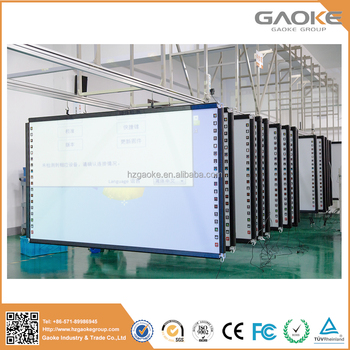 interactive smart educational equipment for schools - Electronic Whiteboard