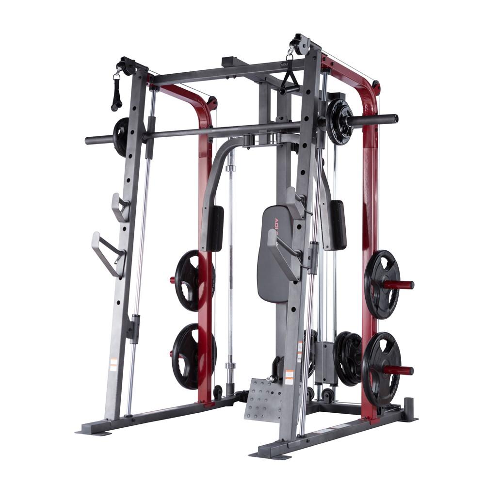 Fitnessgeräte  3022sm-hause Fitnessgeräte Multifunktions Smith Maschine Sportgeräte ...