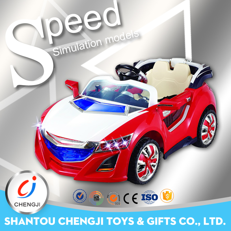 2018 New licensed kids remote control toys electric four wheels ride on car