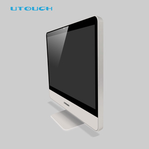 21.5 inch latest cheap manufacture capacitive screen desktop gaming computer all in one PC