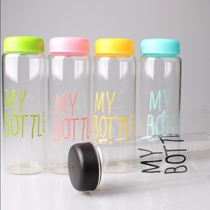 Cheap Tritan material BPA free drinking sport water bottle hot sale plastic water bottle