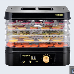 mini food fruit vegetable raw meats household dehydrator 110V