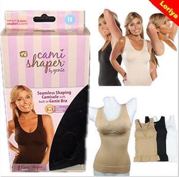 eb4332f3c63ab As Seen On Tv Women Slimming Corset Cami Bra Body Shaper - Buy ...
