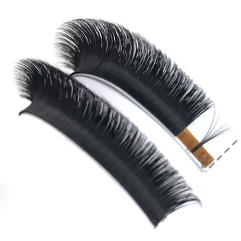 Wholesale natural reusable russian volume lashes manufacturer