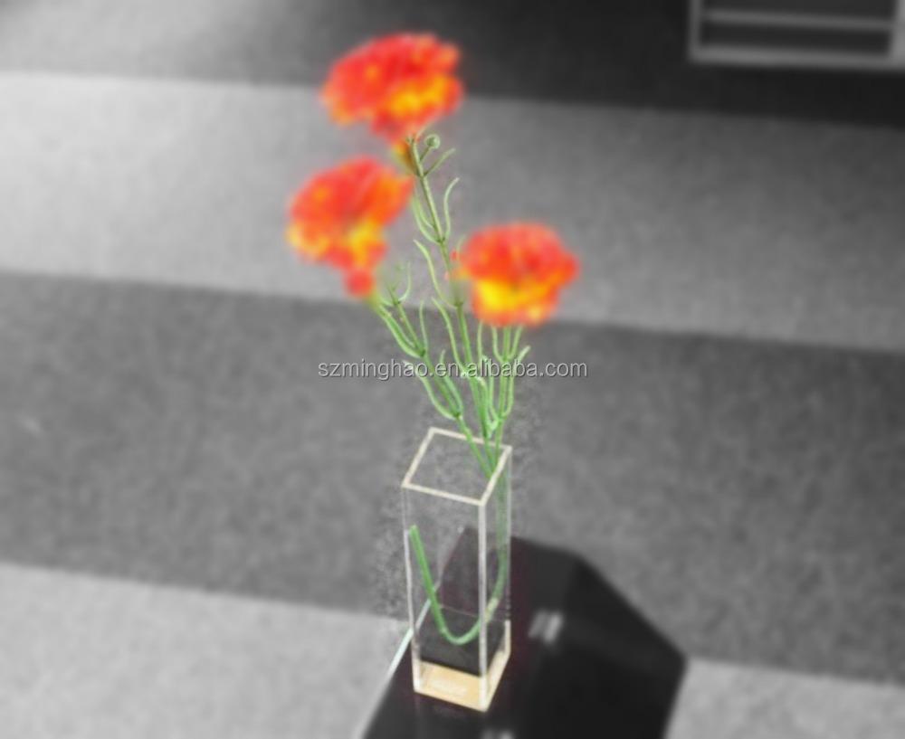 Clear square acrylic cylinder vase buy acrylic vaseacrylic clear square acrylic cylinder vase reviewsmspy