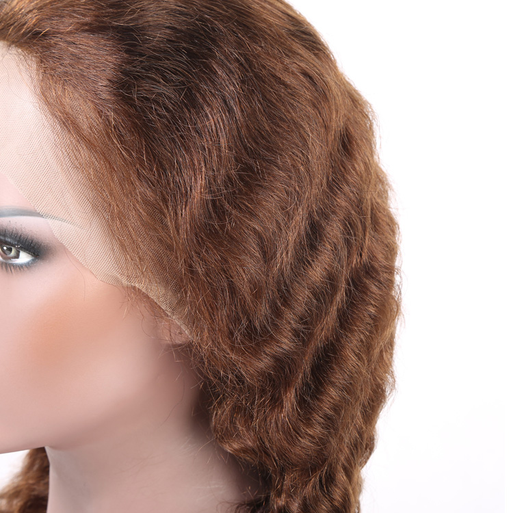 "Wholesale cheap human hair full lace wig  12""-26"" 100 % virgin full lace wigs of types brazilian hair"