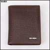 Top quality crocodile skin wallet/crocodile wallet/gcustom made wallet