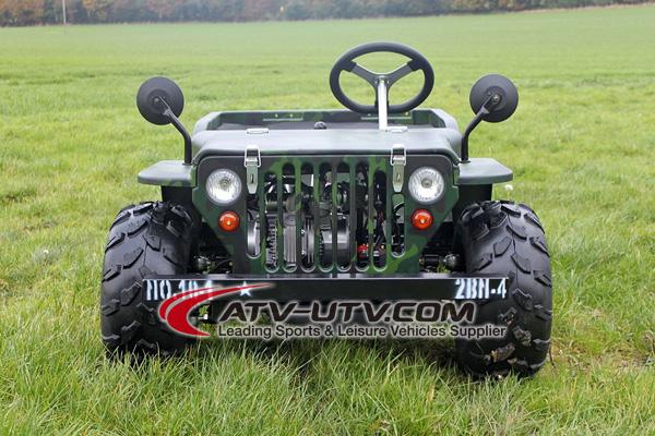 2015 Classic Mini Jeep Willys 110/125/150cc Attractive Price