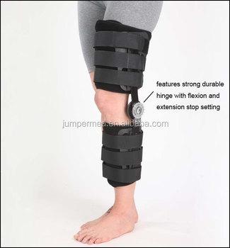 766c1d9aba C1KN-601 Samderson hospital, clinic Easy Adjustable POST-OP Hinged Knee  BraceMOQ: 100 PiecesUS $21 - 25 /Piece