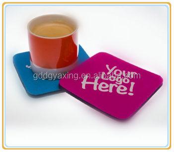 Mat On Product glass Mat Mats Non Coffee Slip Cup non Neoprene Mug Mat Table Coaster Buy Eva Coaster Coasters starbucks drink wOXn80NPk