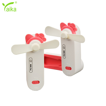Personal Electric Hand Held Flexible Usb Battery Operated