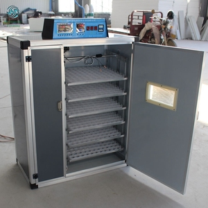 Fully automatic egg incubator hatchery 528 capacity chicken egg incubator hatching machine egg incubator on sale