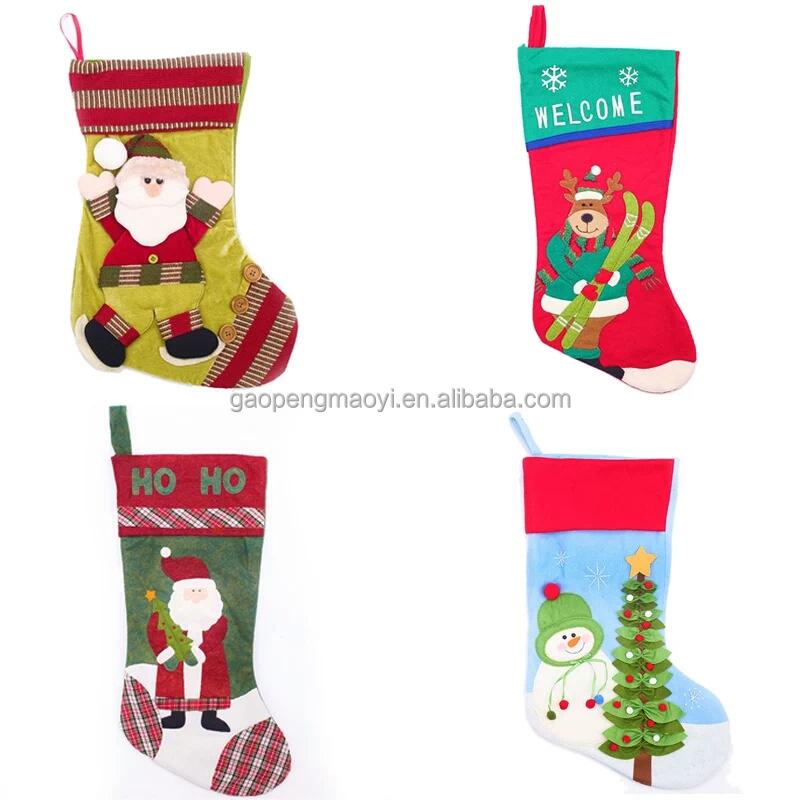 Finden Sie Hohe Qualität Großhandel Weihnachtsstrümpfe Hersteller ...