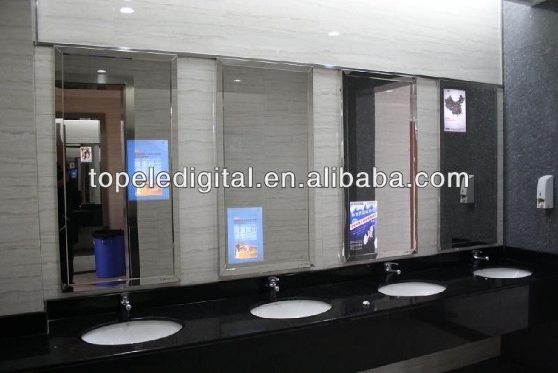 Digital Bathroom Mirror Digital Bathroom Mirror Suppliers And Manufacturers At Alibaba Com Digital Bathroom Mirror