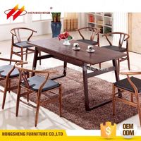germany dining solid wooden oak dinning table