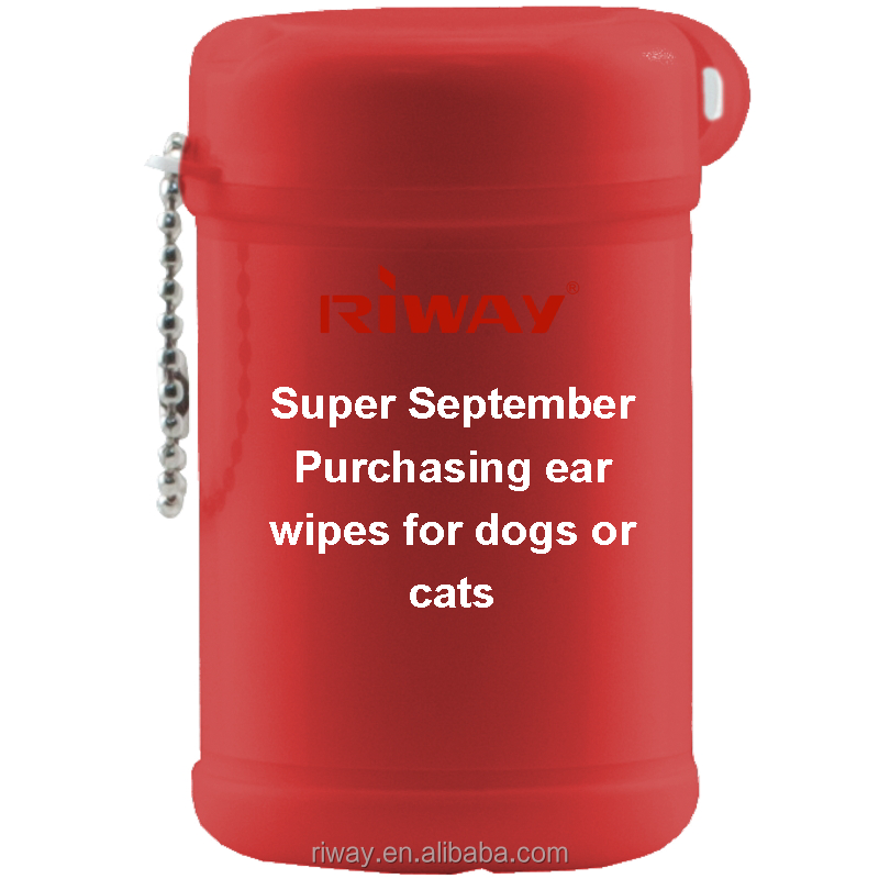 Super September Purchasing ear wipes for dogs or cats