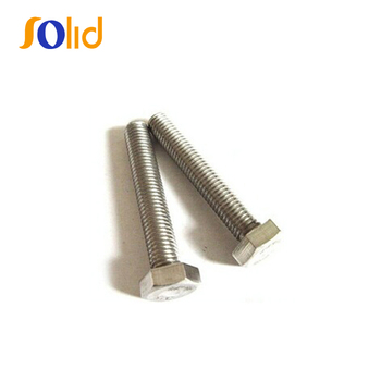 A2-70 304 M8 Hex Stainless Steel Hardware Machine Bolts And Nuts Screw -  Buy Screw And Bolts,Nuts And Bolts Hardware,Machine Bolts And Nuts Product  on