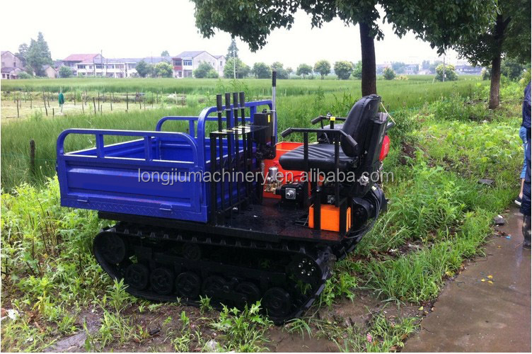 mini hydraulic crawler dumper <strong>truck</strong>