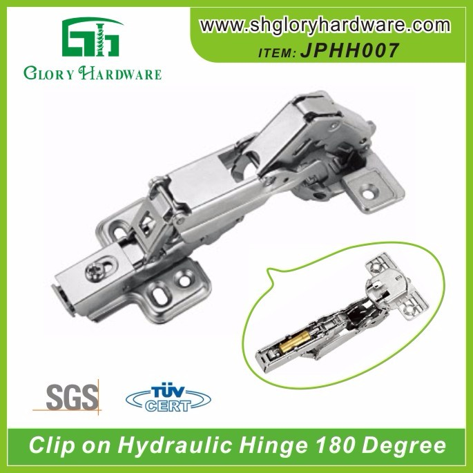 Hinges Classic design Best 180 degree concealed door hinge