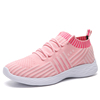 China Fashion Ladies Casual Flat Shoe Sneakers Footwear Women Lady Shoes Sneaker For Woman