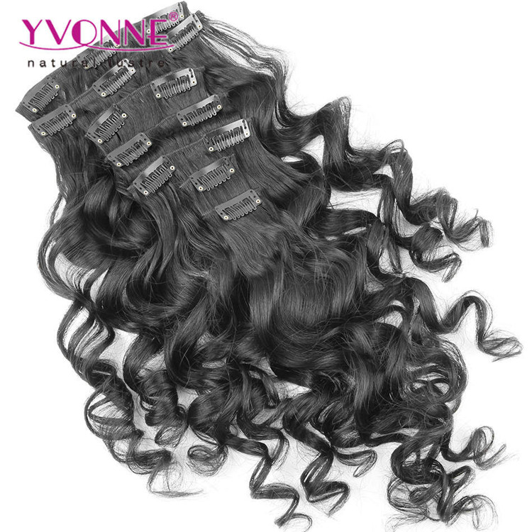 Brazilian Hair Styles Pictures Loose Wave Clip Extension