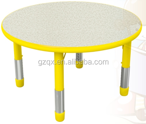 Adjustable Height Used Daycare FurnitureUsed Preschool Tables And