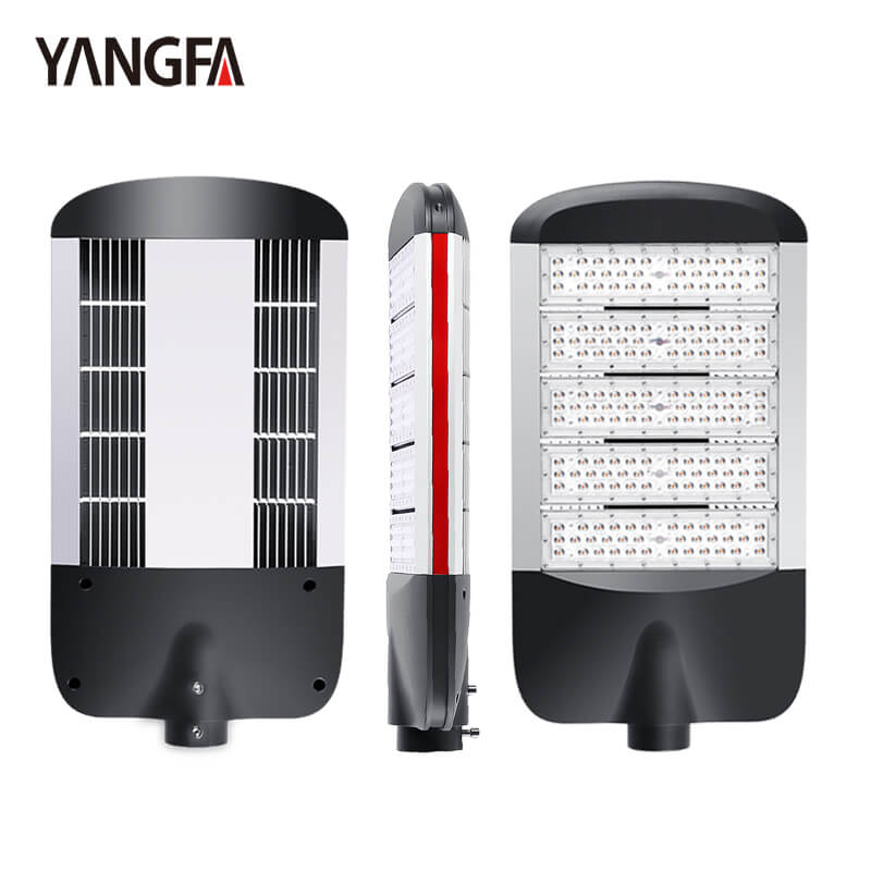 High quality outdoor ip65 120 150 160 180 200 watt led street light