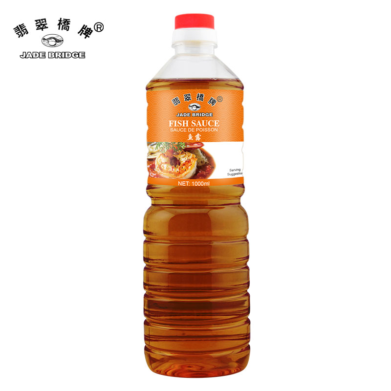 OEM Fish Sauce 1000ml / Soy Sauce for Fish