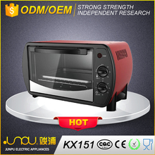 15L Home kitchen cooking portable electric mini oven manufacturer