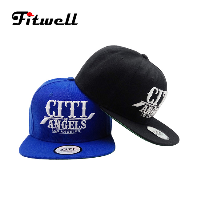 Wholesale new fashion 6 Panel 3D Embroidered Snapback <strong>Caps</strong>