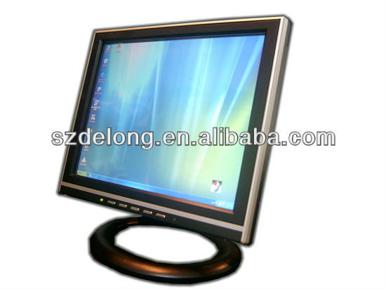 12.1 LCD Touch Monitor with AV VGA