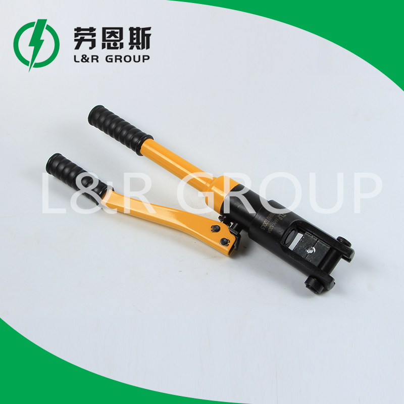 yueqing Hydraulic Tools supplier low price cable lug hydraulic crimping tool