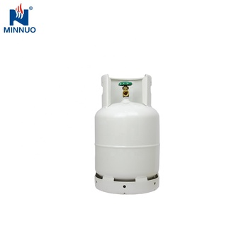 Factories direct supply low price high quality 9kg lpg cylinder/household gas tank/bootle with valve for cooking