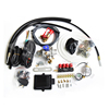 cng 5 Generation conversion kits 4/6/8CYL lpg conversion kit for cars gas equipment for auto