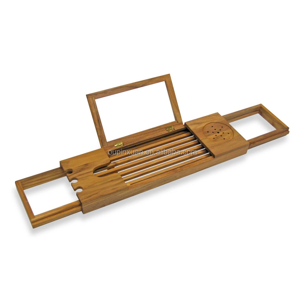 Bamboo Bathtub Caddy, Bamboo Bathtub Caddy Suppliers and ...