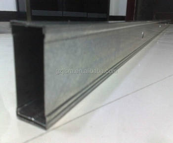 Good Sell Partition Galvanized Drywall Metal Studs Tracks Partition System Suspended Ceiling Frame Interior Decoration Buy Gypsum Galvanized