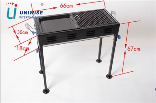 Charcoal grill design japanese bbq in high quality