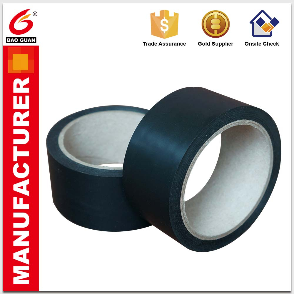 No residual adhesive Underground detectable warning tape marking barricade tape