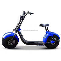 2016 popular Harley style 800w 1000W 1500w Electric Scooter With CE