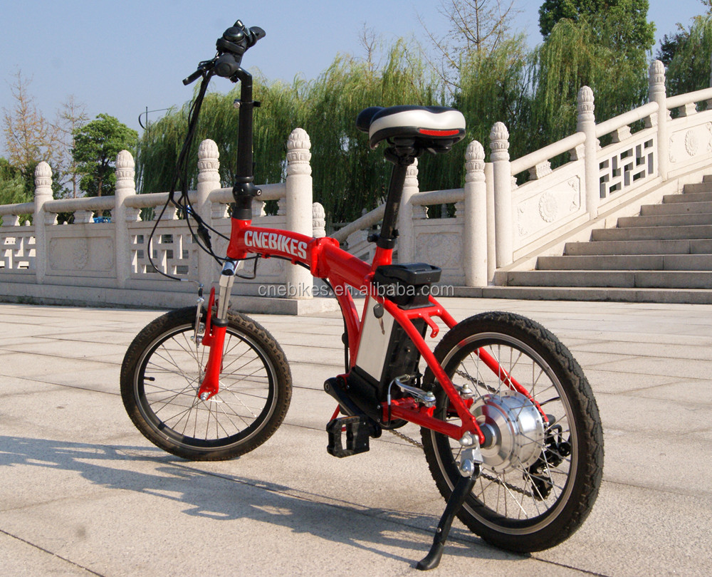 20 inch light weght high quality electric bike for child
