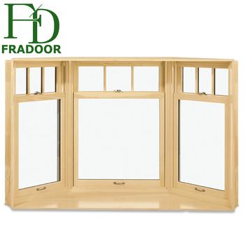 Fashion Window Corner Gl Aluminium Frame Bay Double Glazed Arched Aluminum Sliding Curved Product On