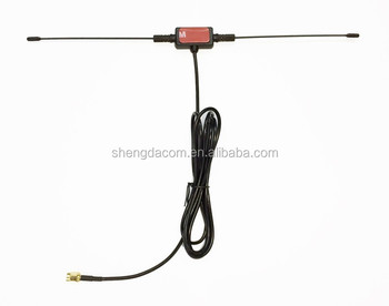Digital antenna tv auto DVB-T2 antenna built-in segnale ingranditore booster