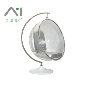Exceptionnel Acrylic Hanging Bubble Chair