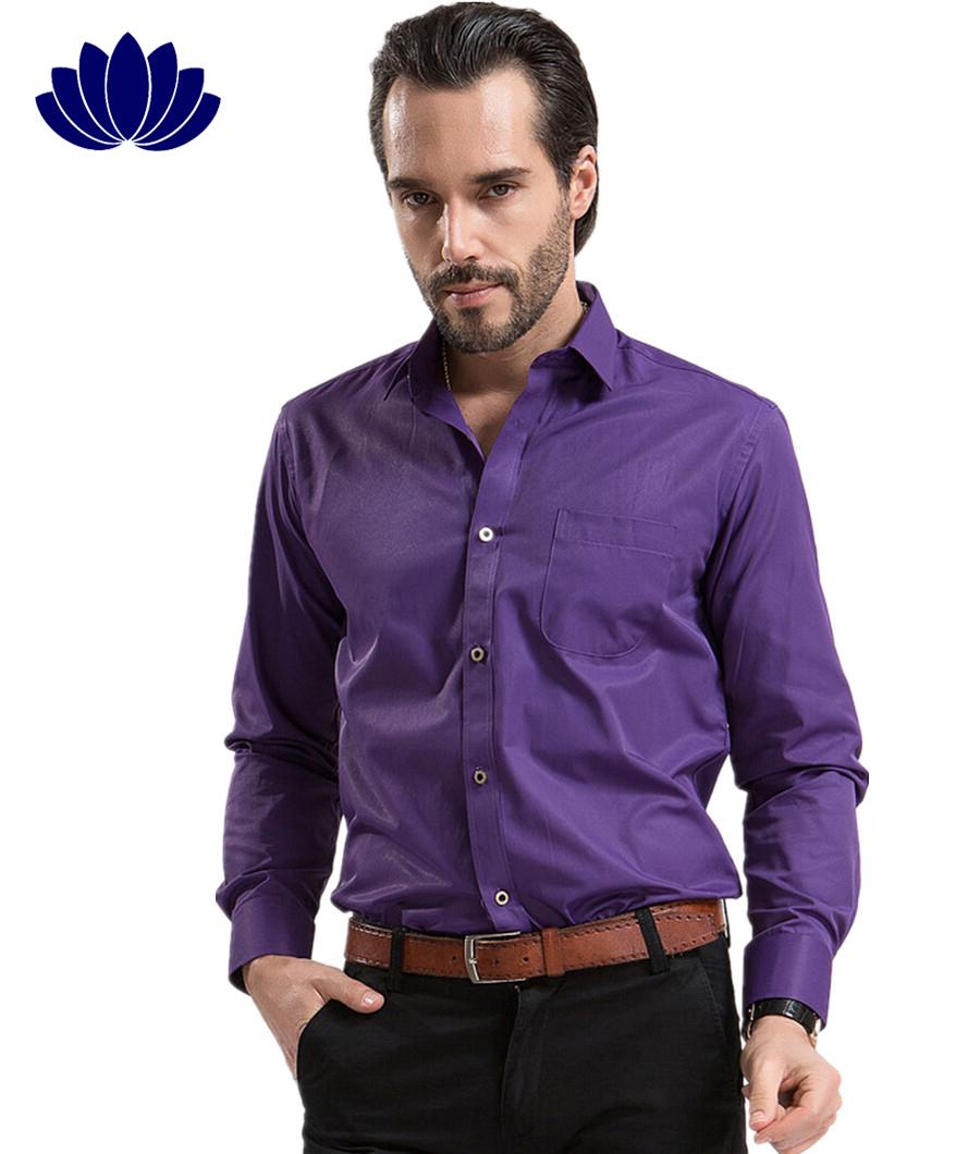 Buy Men's denim shirts men ,long sleeve shirt , men's ...