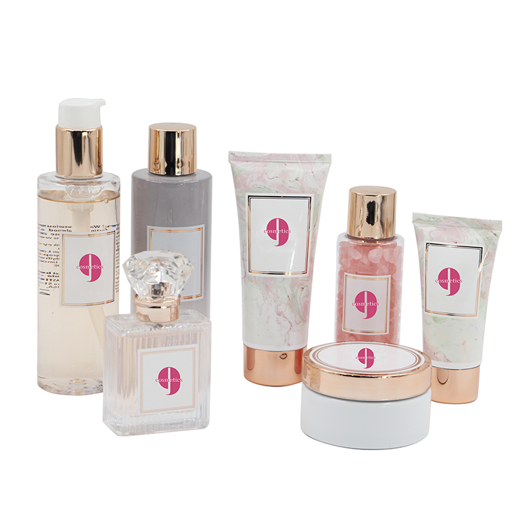 Bad en lichaam werkt bodylotion bad gift sets van lotion en body wash