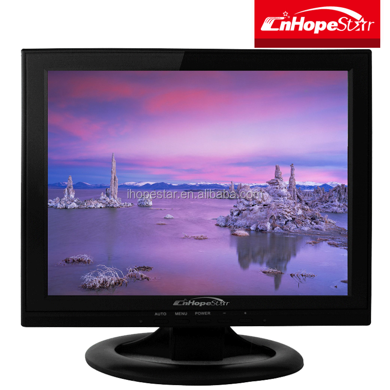 VGA TFT 14 Inch full hd LCD Monitor for car