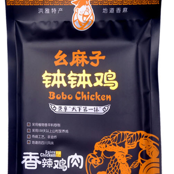 Sichuan Flavoring Snacks Spicy Pot Chicken Meat