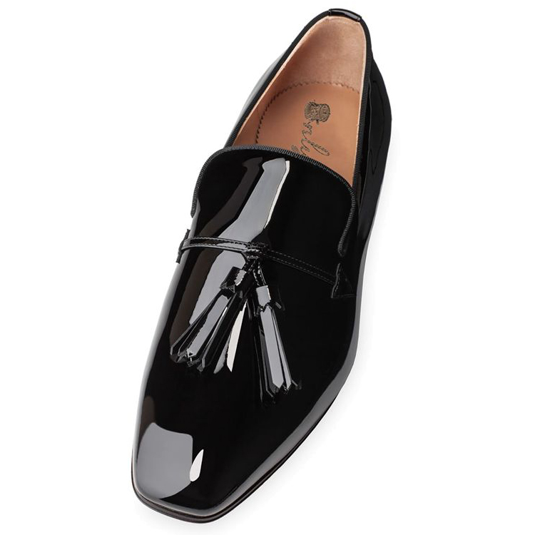 Dress men driving Selling black Shoes tassel 2017 loafer Hot OIzTwwqY