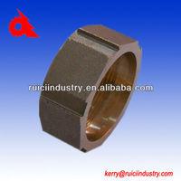china custom bronze forge