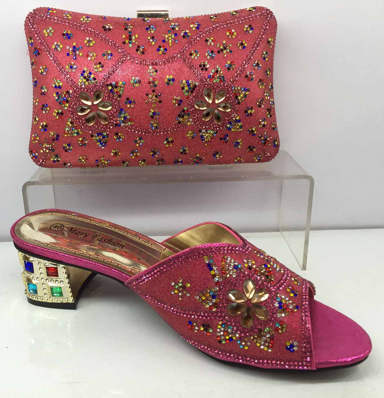 latest heel sets italian matching guangzhou factory shoe wholesale low bags bag shoes and HBTHrx